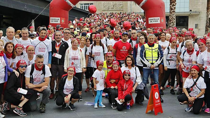 La Asociación FRANGIL pone en marcha el Camino Solidario 700