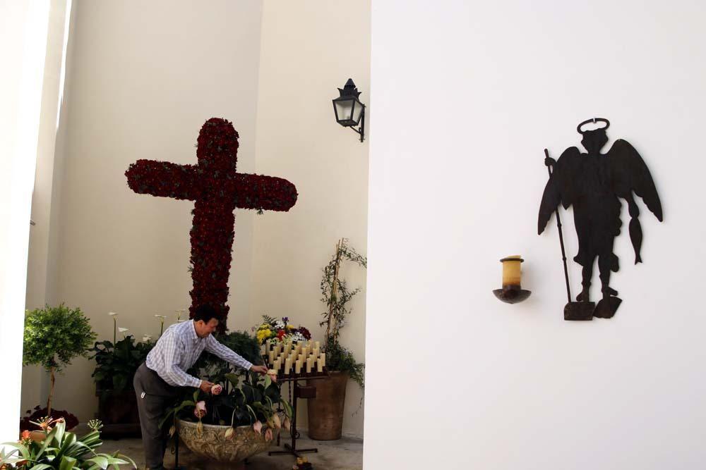 Ya están aquí las Cruces