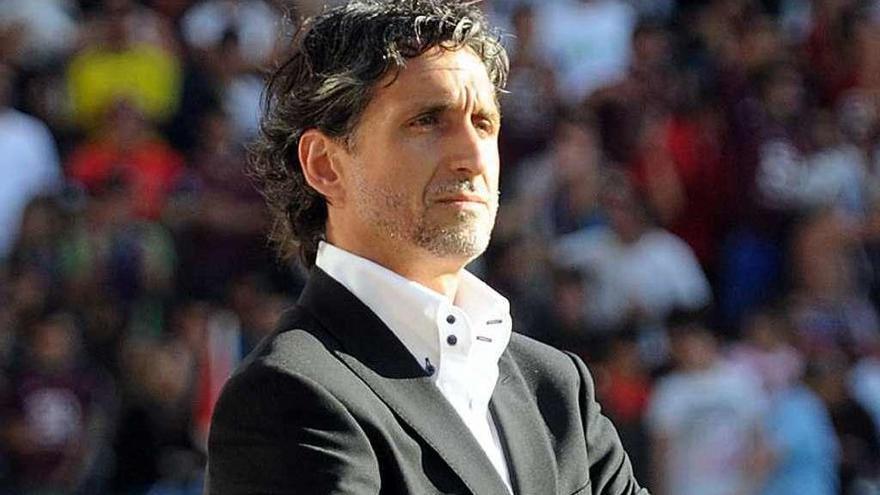 """Pablo Alfaro: """"Mi temporada en el Pontevedra fue muy bonita y muy intensa"""""""