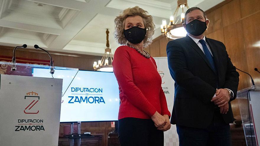La Diputación de Zamora sumará más trabajadores al Plan de Empleo Forestal