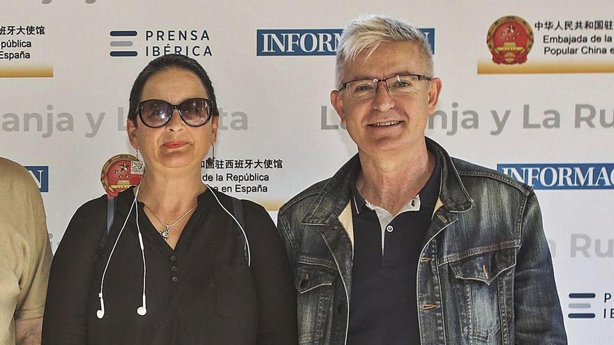 Paco García sustituirá a Consuelo Navarro al frente de CC OO en l'Alacantí