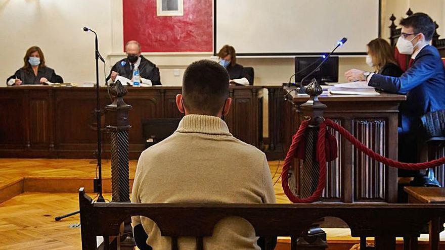 La Audiencia de Zamora impone un año de prisión para un joven que atropelló a otro en Castrogonzalo