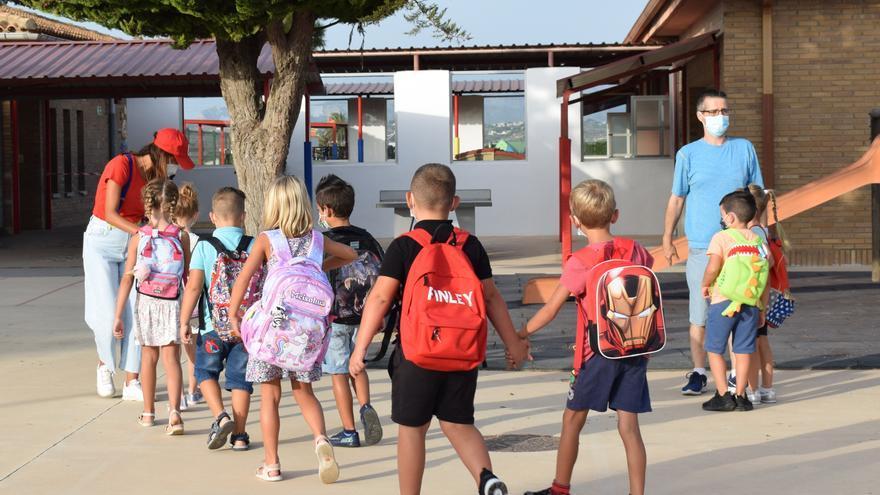 Benitatxell sacará en los próximos días a licitación el proyecto para modernizar el colegio y suprimir los barracones