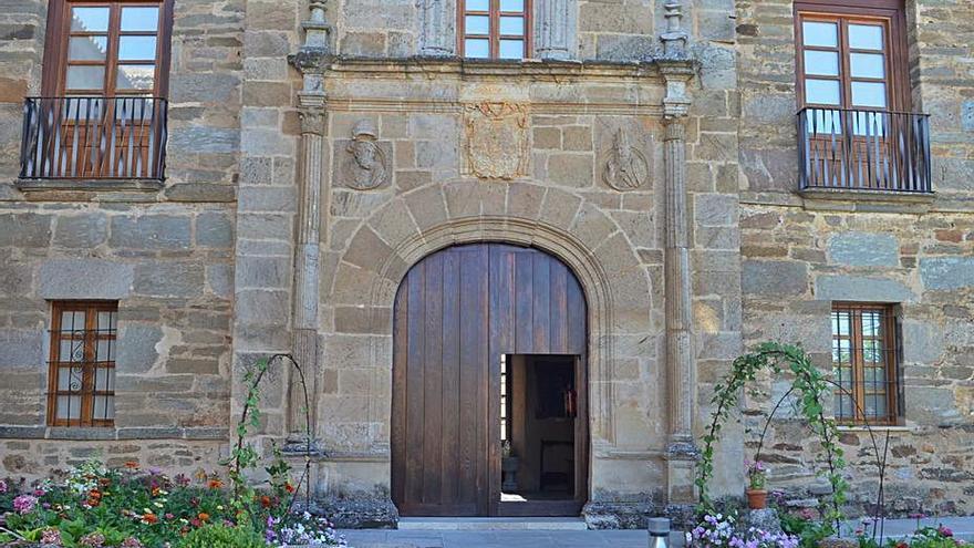La música navideña llega al monasterio de Santa Marta de Tera