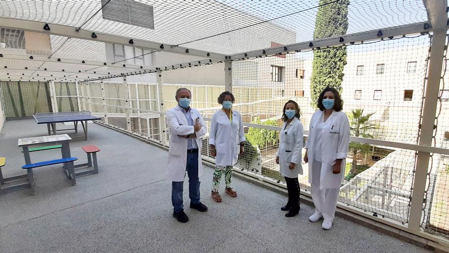 El Hospital Vega Baja de Orihuela reforma la unidad de Salud Mental
