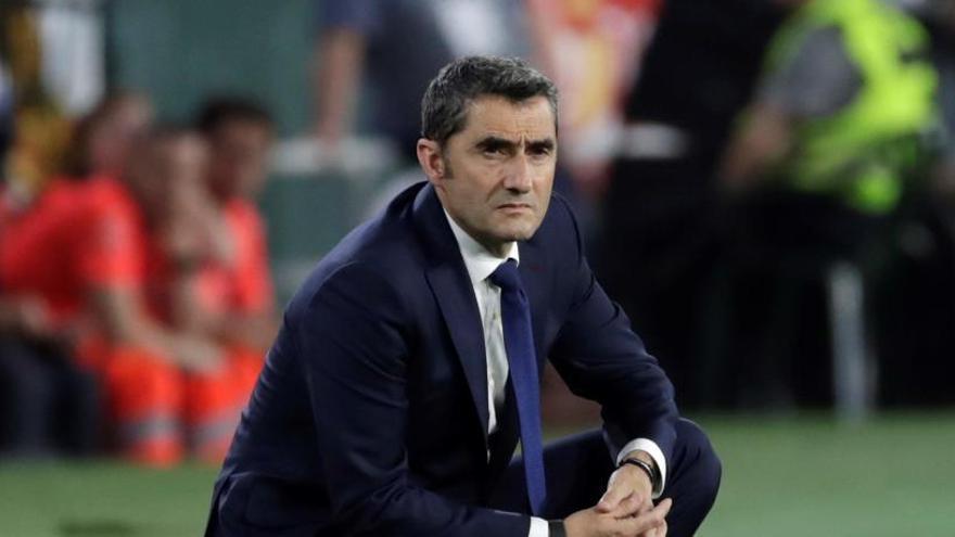 """Valverde: """"Los técnicos siempre estamos dispuestos a dar vuelta a las cosas"""""""