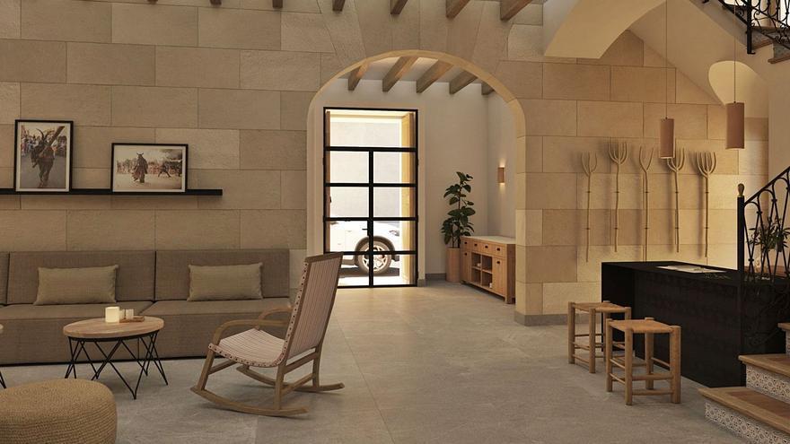 Proyectan el primer hotel en Mallorca dedicado a los 'dimonis'
