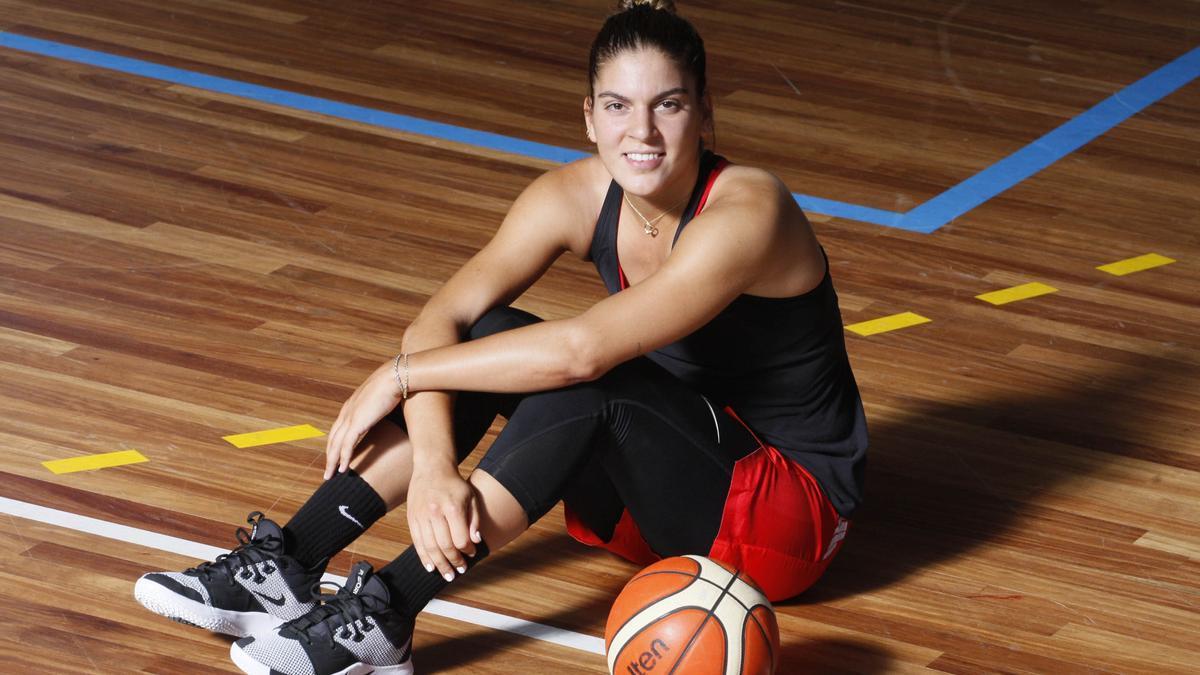 Marta Xargay va anunciar ahir que deixa definitivament el bàsquet.