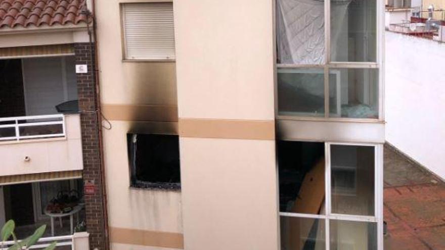 Alarma vecinal por el incremento de casas okupadas en el centro de Vinaròs
