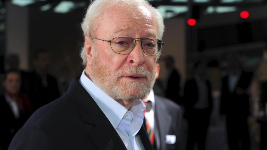 Michael Caine desmiente su retirada del cine