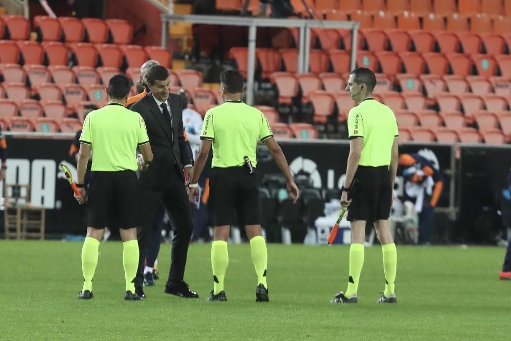 Las mejores imágenes del Valencia CF - Real Madrid