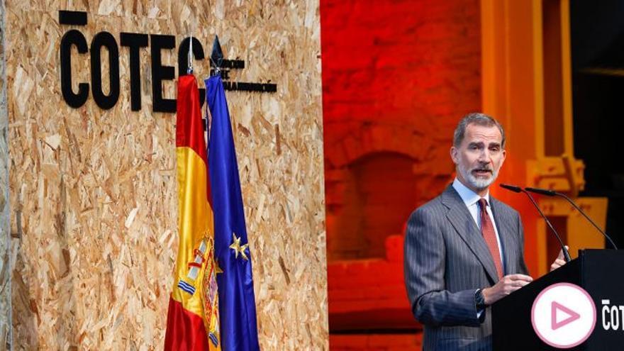 Málaga acogerá la cumbre Cotec Europa presidida por el Rey