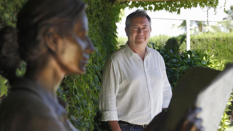 """Juan Espadas: """"No estoy en esa cultura de sanchismo o susanismo porque planteo un proyecto nuevo"""""""