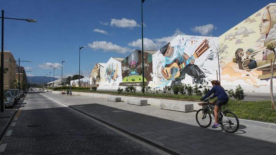 Bosque Urbano pide información sobre la conexión del bulevar Adolfo Suárez con la Ronda Oeste