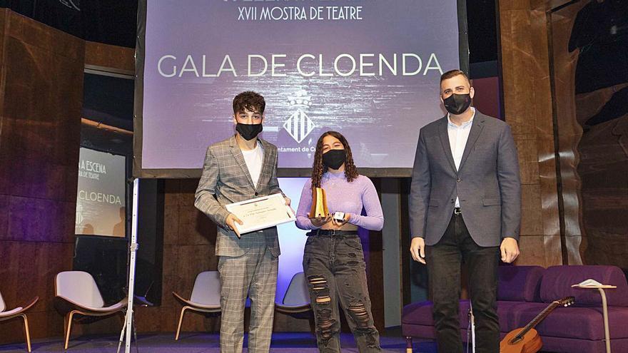 Almadraba Teatre logra 4 de los 8 galardones de «Cullera a Escena»