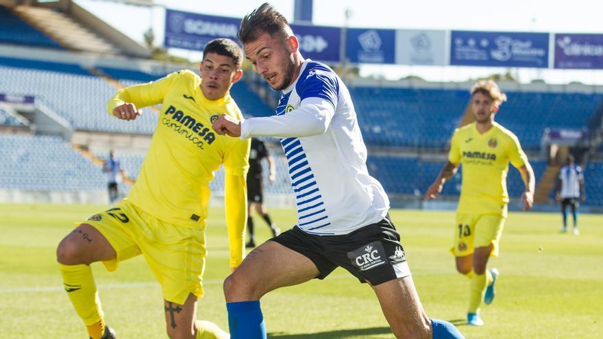 """Borja: """"Ante el Villarreal B debemos mostrar veteranía y experiencia"""""""