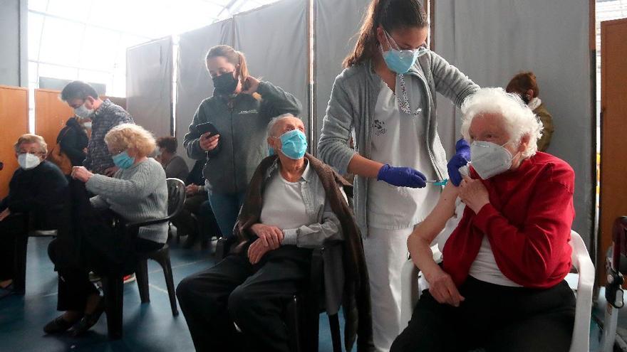 La Comunitat administrará más de 213.000 vacunas durante la semana que viene