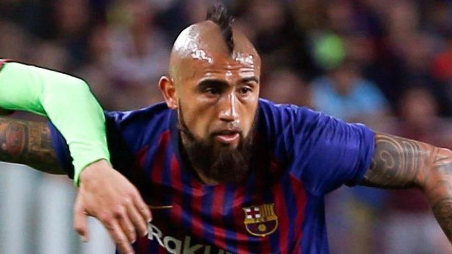 Vidal reclama al Barcelona 2,4 millones por partidos jugados pero el club niega la deuda