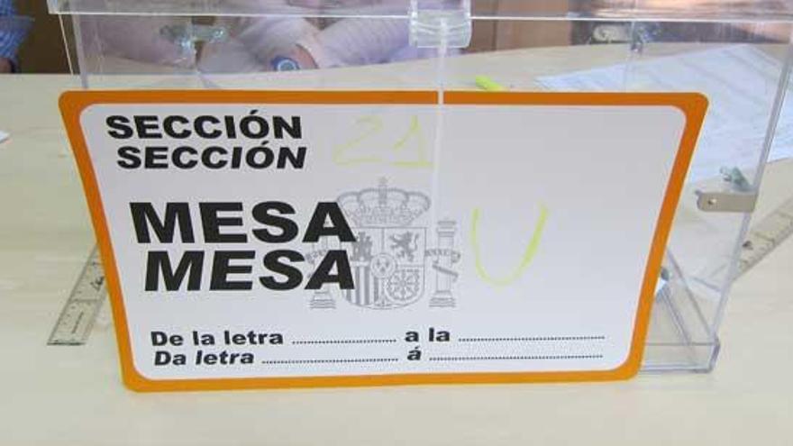 El recuento del voto emigrante arranca este lunes con la incógnita de si moverá un escaño en Pontevedra