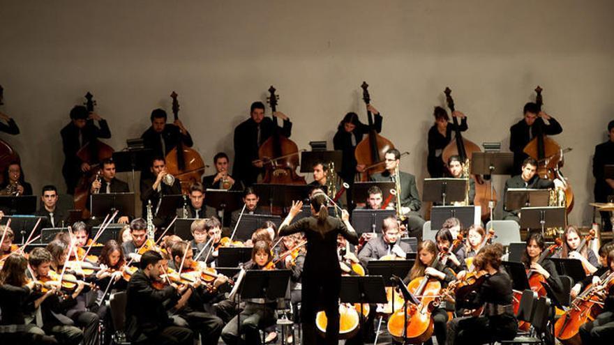 La Orquesta de Jóvenes abre una nueva convocatoria para cubrir vacantes