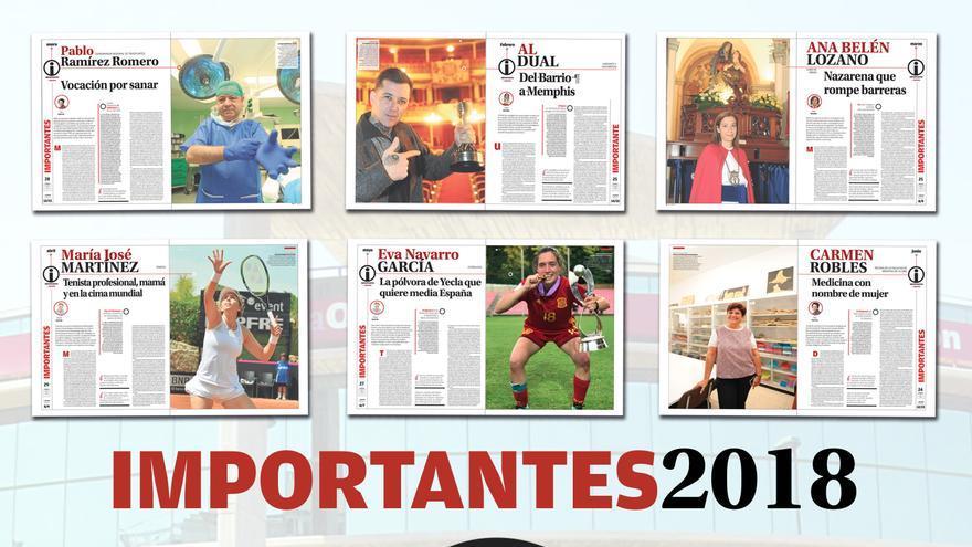 Gala Importantes La Opinión 2018