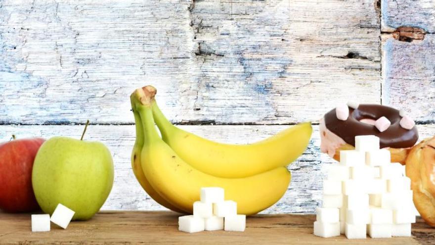 Azúcar en la fruta: ¿cuáles son las que menos tienen?