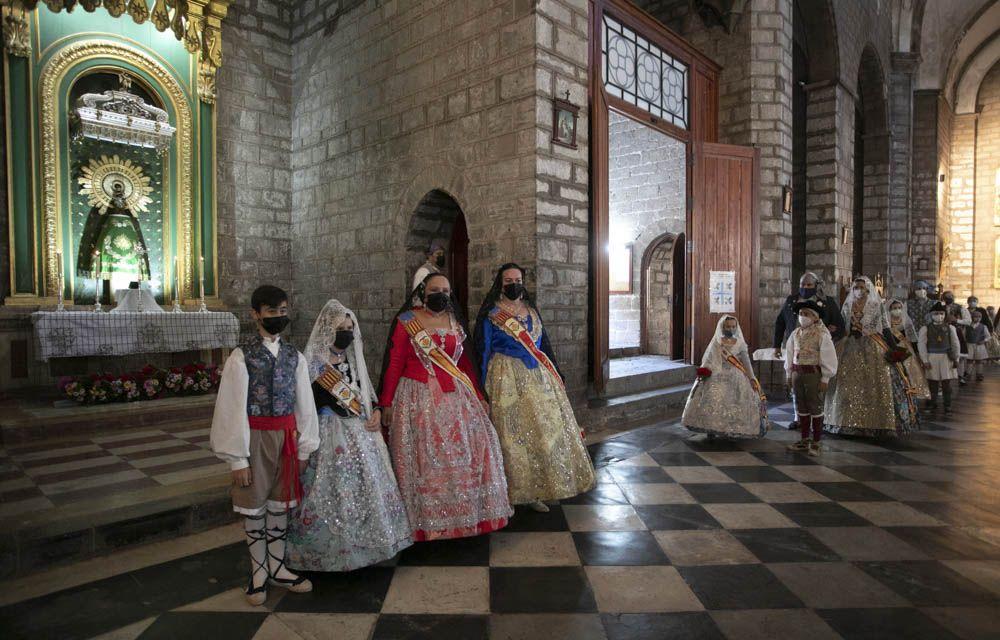 Fiesta del Pilar en Sagunt.