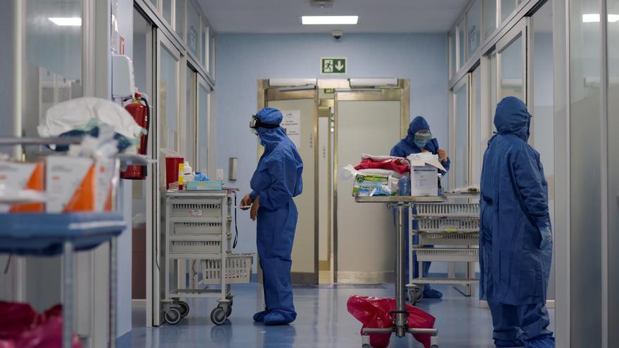 Castilla y León registra cuatro nueves muertes por coronavirus