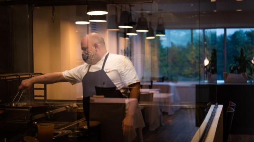 Restaurante Xiquet by Danny Lledó, el valenciano que logró una estrella Michelin en Washington