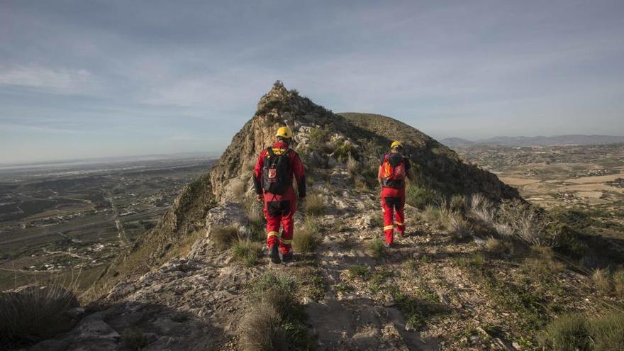 Dron al rescate en Alicante