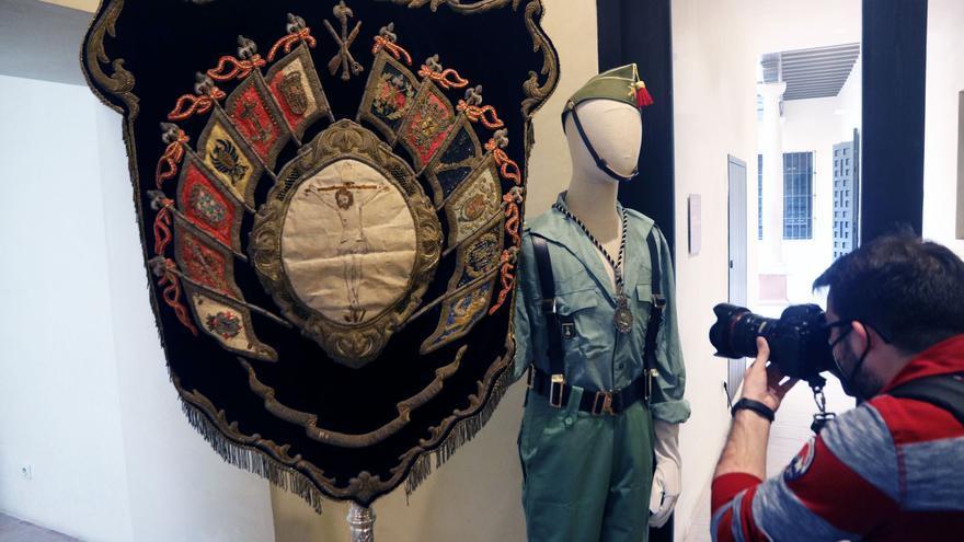 Mena procesiona en el Museo Revello de Toro