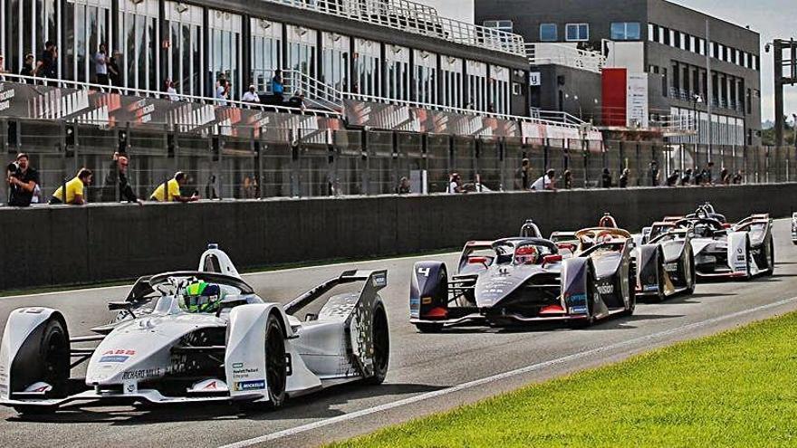 La Fórmula E arrancará en el Ricardo Tormo