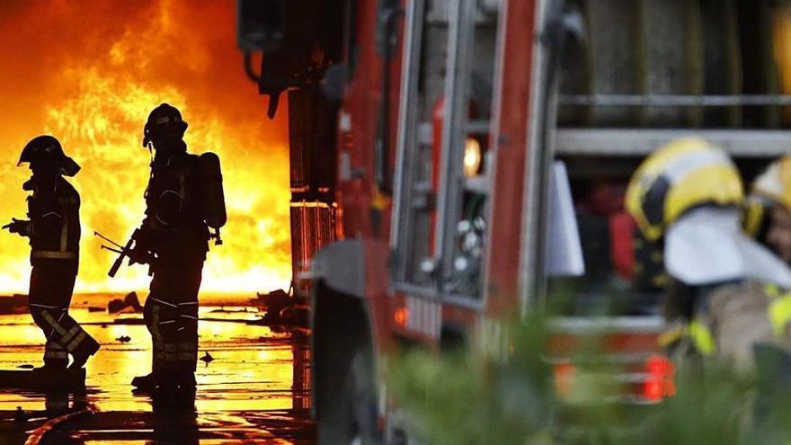 Girona registra un incendi en un edifici cada cinc hores