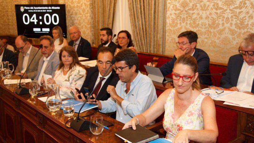 La derecha rechaza crear una nueva comisión para la recuperación de la Memoria Histórica en Alicante