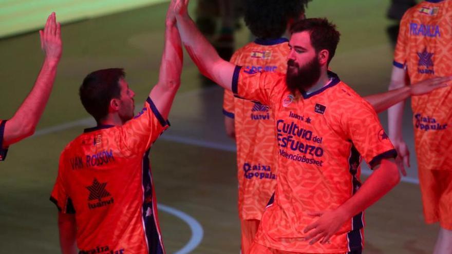 Valencia Basket - TD Systems Baskonia