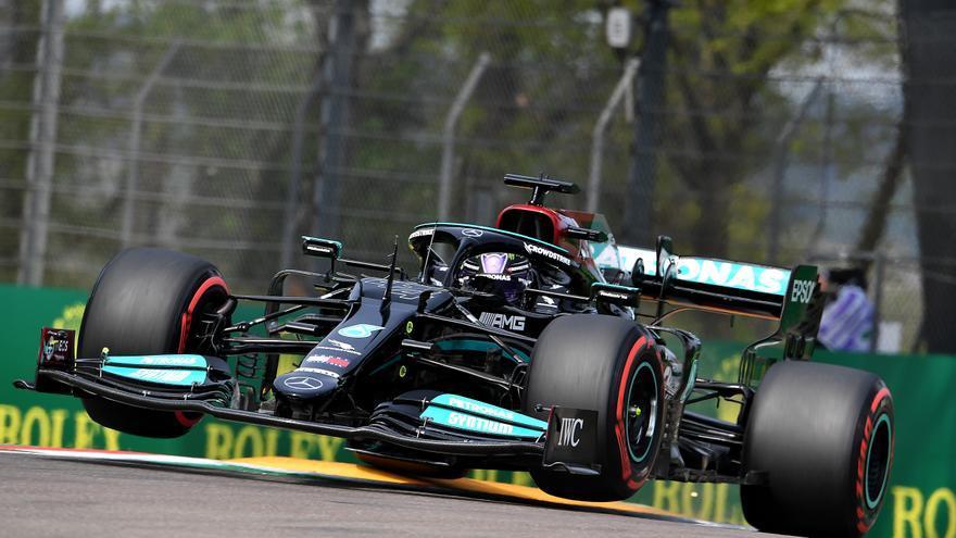 Sigue en directo la clasificación del GP de Emilia-Romaña de Fórmula 1