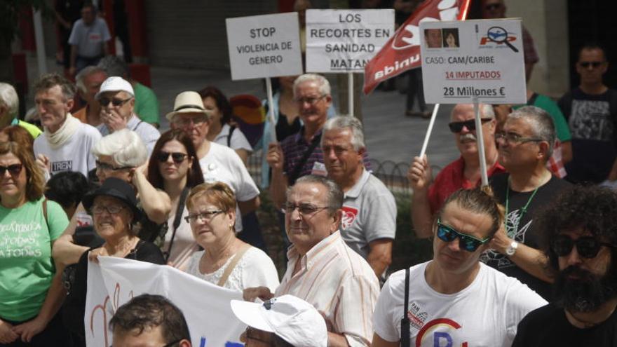 """Esta es la Murcia real, la que no llega a fin de mes"""