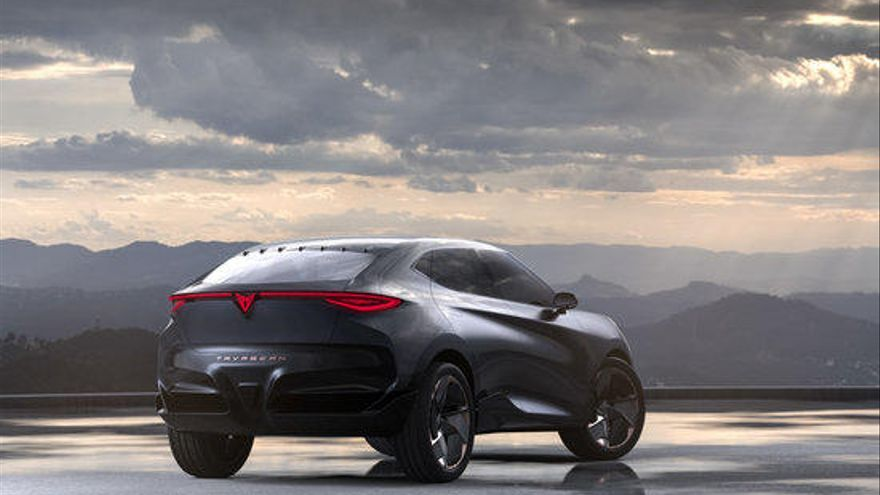 Tavascan dona nom al primer vehicle totalment elèctric de la marca Cupra de Seat