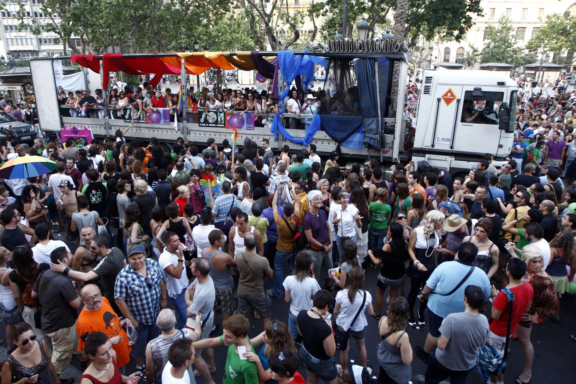 Orgullo LGTBI València 2009