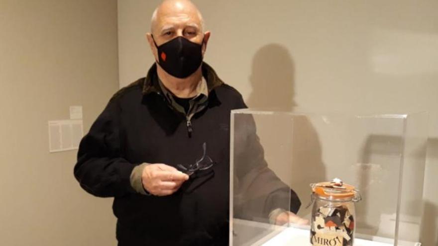 Dues creacions de Josep Maria Joan Rosa formen part de la col·lecció del MACBA