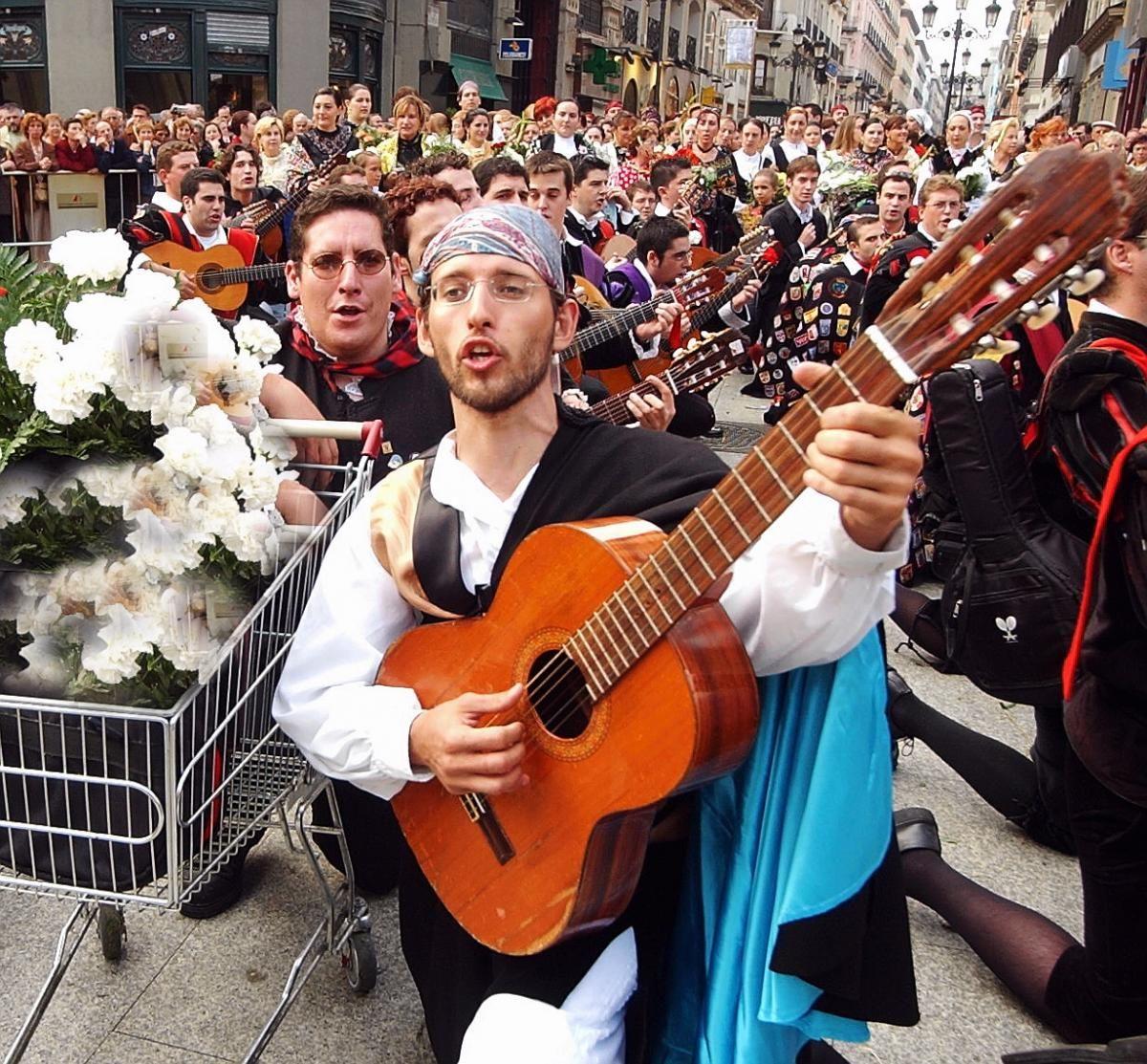 La música y el Pilar