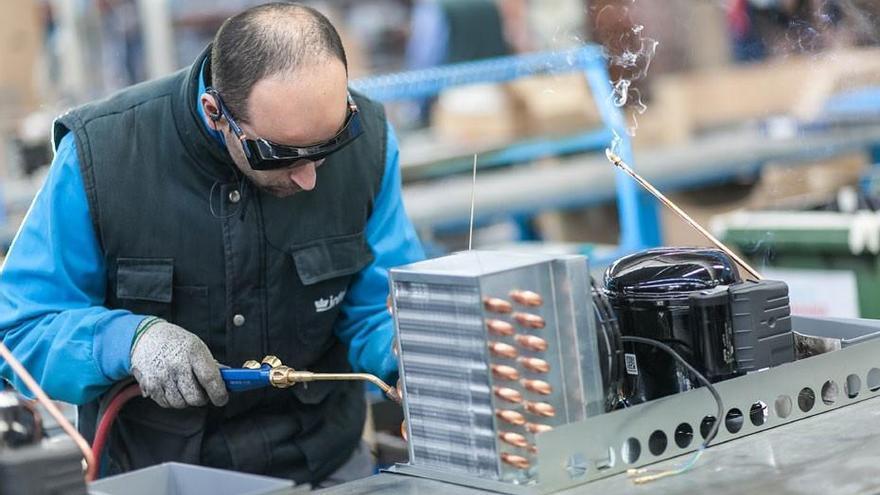 La creación de empresas cae un 11,3% en Castilla y León