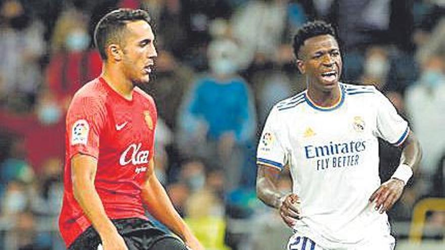 La afición del Mallorca estalla por el comportamiento de Gayà tras el partido ante el Real Madrid