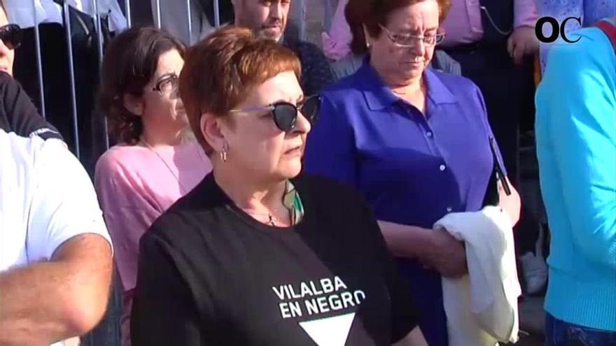 Galicia sale a la calle para condenar el asesinato de Mari Carmen
