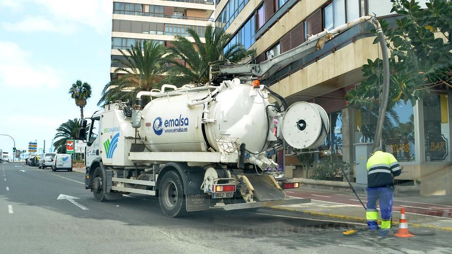 Transparencia obliga a Hidalgo a informar sobre la compra de Sercanarias por parte de Emalsa