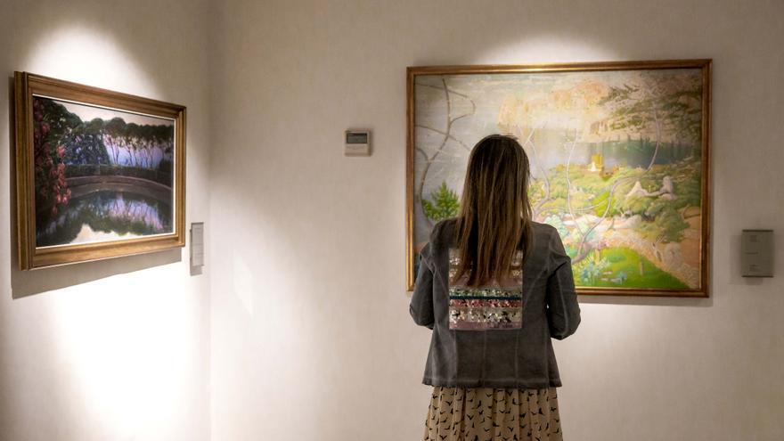 El Museu de Mallorca, una pinacoteca que cobra vida