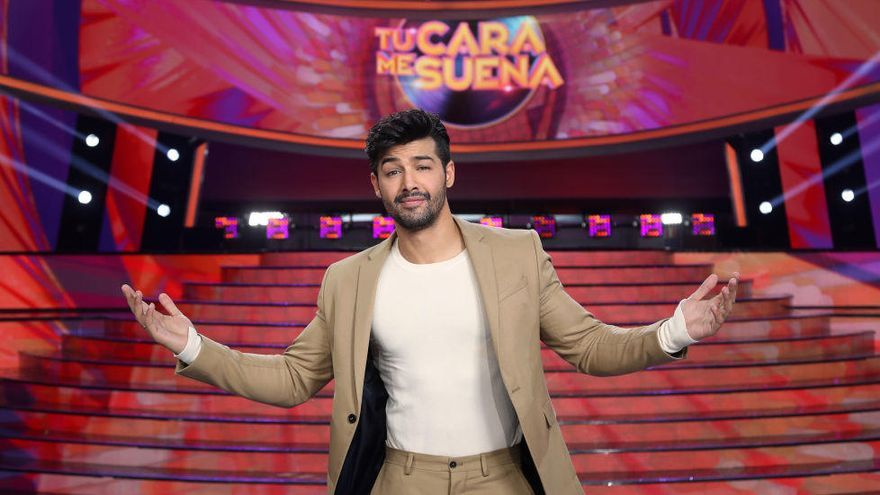 Jorge González gana 'Tu cara me suena 8'