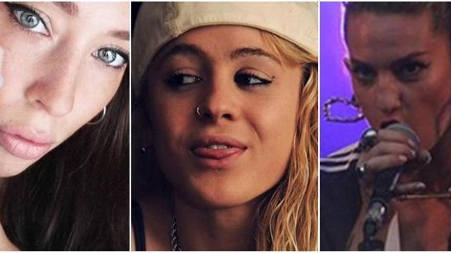 Conoce a las raperas españolas más influyentes