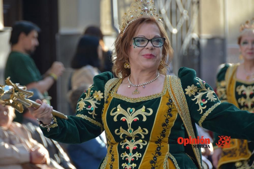 Desfile de Moros y Cristianos Cieza 2018