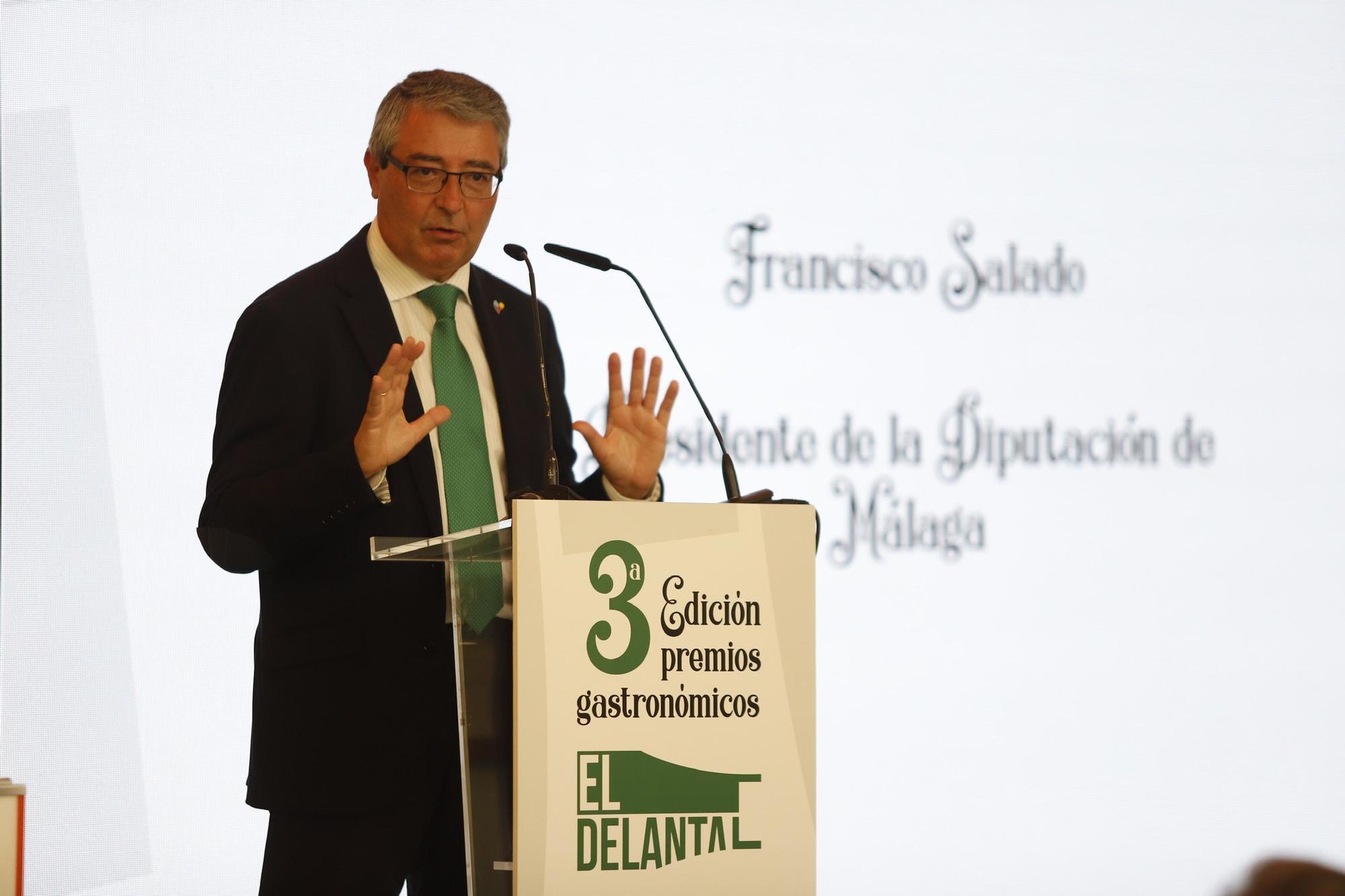 Gala de los premios El Delantal, en Cervezas Victoria